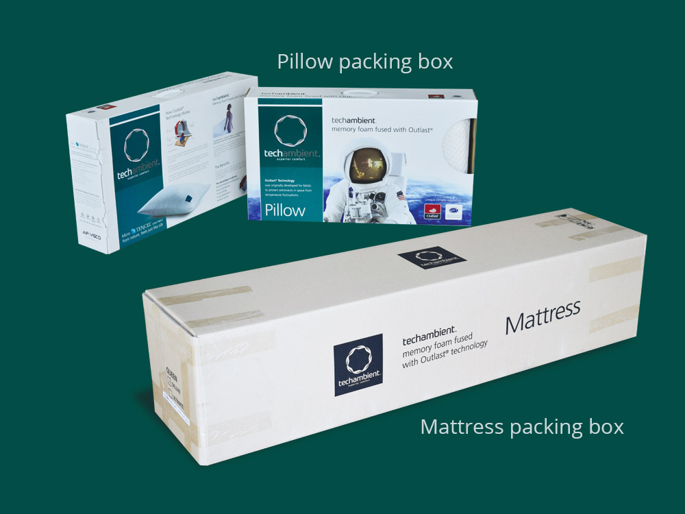Tech Ambient Product Packaging